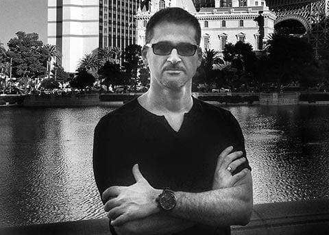 Al Poullis giving 110% building your smart website!