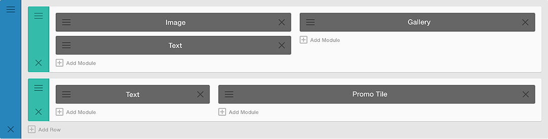 page builder modules