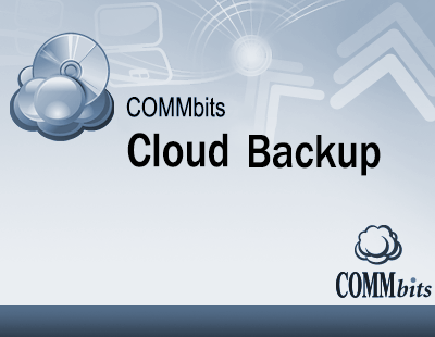 COMMbits Cloud Backup